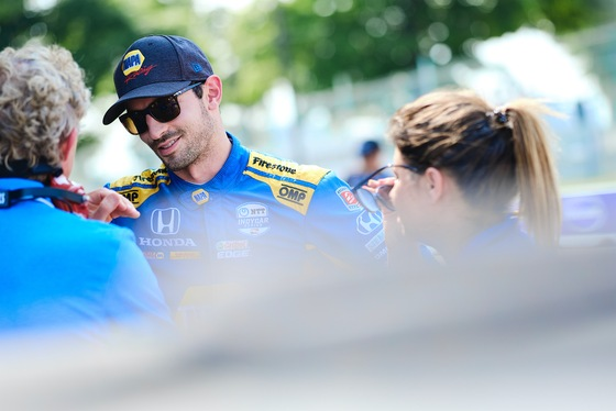 Jamie Sheldrick, Chevrolet Detroit Grand Prix, United States, 31/05/2019 16:24:50 Thumbnail