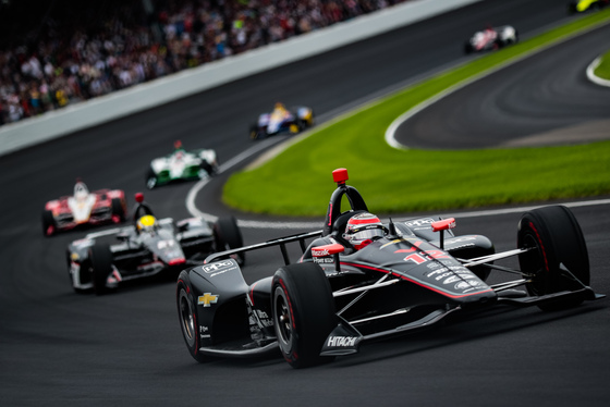 Andy Clary, Indianapolis 500, United States, 26/05/2019 12:49:21 Thumbnail