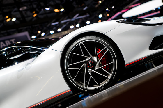 Dan Bathie, Geneva International Motor Show, Switzerland, 06/03/2019 11:34:15 Thumbnail