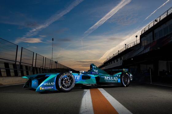 MS&AD Andretti livery launch 2017 Album Cover Photo