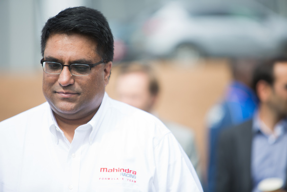 Shivraj Gohil, Formula E Launch Day, UK, 15/05/2014 14:37:31 Thumbnail