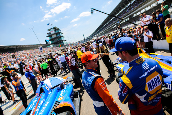 Andy Clary, Indianapolis 500, United States, 25/05/2018 14:19:01 Thumbnail