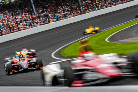 Andy Clary, Indianapolis 500, United States, 26/05/2019 13:01:37 Thumbnail