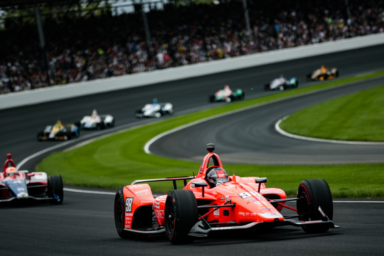 Andy Clary, Indianapolis 500, United States, 26/05/2019 12:52:50 Thumbnail