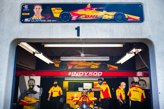 Kenneth Midgett, 104th Running of the Indianapolis 500, United States, 14/08/2020 09:37:59 Thumbnail