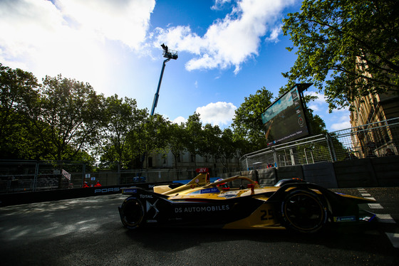 Shivraj Gohil, Paris ePrix, France, 27/04/2019 10:00:12 Thumbnail