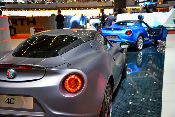 Marta Rovatti Studihrad, Geneva International Motor Show, Switzerland, 07/03/2018 17:21:28 Thumbnail
