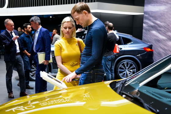 Marta Rovatti Studihrad, Geneva International Motor Show, Switzerland, 07/03/2018 11:09:44 Thumbnail