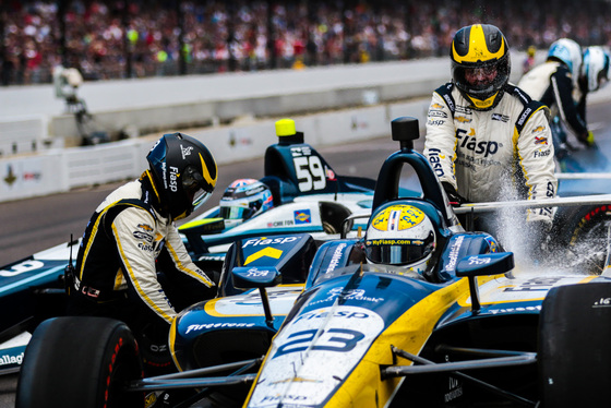 Andy Clary, Indianapolis 500, United States, 27/05/2018 14:44:00 Thumbnail
