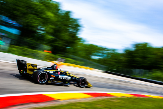 IndyCar: Road America 2019 Album Cover Photo