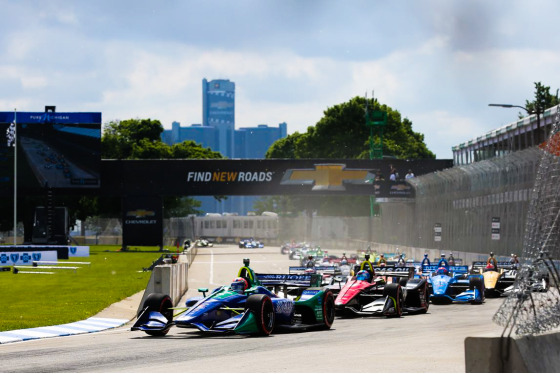 Andy Clary, Detroit Grand Prix, United States,  Thumbnail