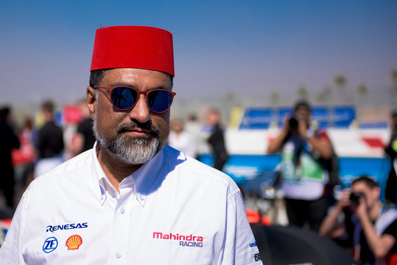 Peter Minnig, Marrakesh E-Prix, Morocco, 29/02/2020 14:44:54 Thumbnail