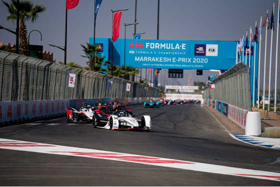 Peter Minnig, Marrakesh E-Prix, Morocco, 29/02/2020 15:06:48 Thumbnail