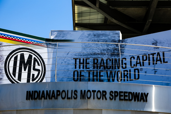Andy Clary, Indianapolis 500 Open Test, United States, 30/04/2018 12:43:14 Thumbnail