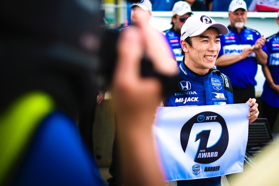 Jamie Sheldrick, Honda Indy Grand Prix of Alabama, United States, 06/04/2019 16:18:00 Thumbnail