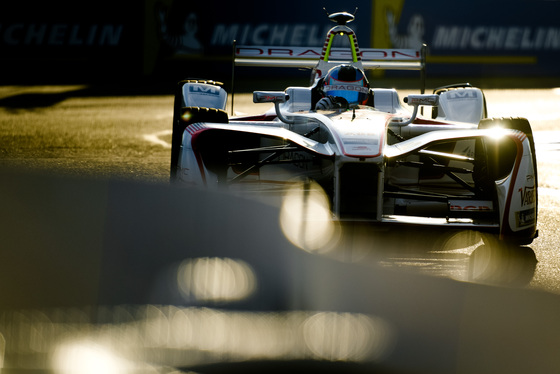 Lou Johnson, Marrakesh ePrix, Morocco, 13/01/2018 08:50:56 Thumbnail