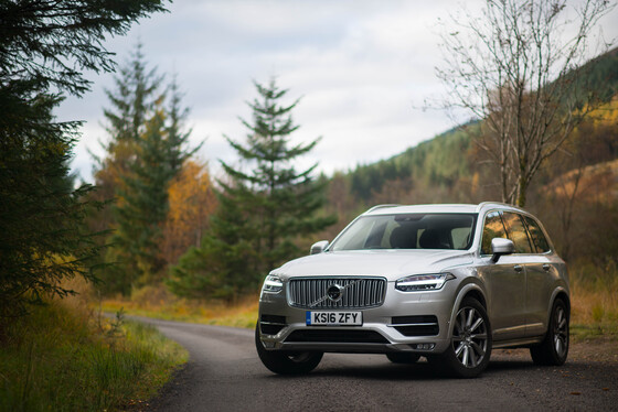 Jamie Sheldrick, XC90 road trip, UK, 24/10/2016 11:35:15 Thumbnail