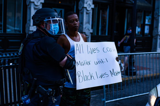 Kenneth Midgett, Black Lives Matter Protest, United States, 05/06/2020 16:38:51 Thumbnail