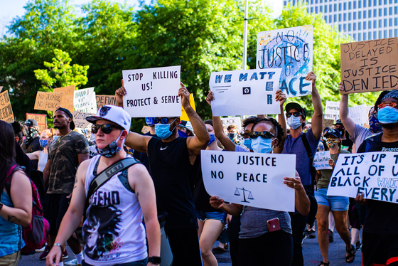 Kenneth Midgett, Black Lives Matter Peaceful Protest, United States, 14/06/2020 16:29:16 Thumbnail