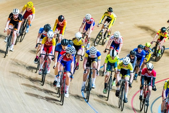 Helen Olden, British Cycling National Omnium Championships, UK, 17/02/2018 18:15:43 Thumbnail