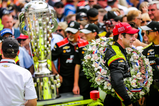 Andy Clary, Indianapolis 500, United States, 26/05/2019 16:08:34 Thumbnail