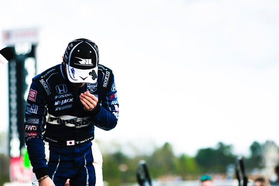 Jamie Sheldrick, Honda Indy Grand Prix of Alabama, United States, 07/04/2019 17:37:21 Thumbnail