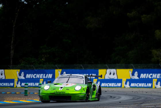 Lou Johnson, 24 hours of Le Mans, France, 17/06/2018 11:47:30 Thumbnail