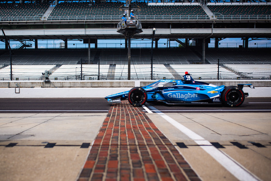 Kenneth Midgett, 104th Running of the Indianapolis 500, United States, 14/08/2020 10:39:42 Thumbnail