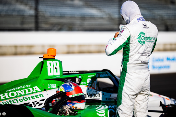 Andy Clary, INDYCAR Harvest GP Race 2, United States, 03/10/2020 10:12:42 Thumbnail