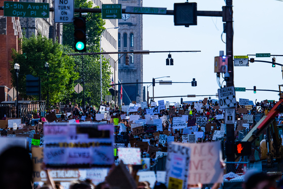 Kenneth Midgett, Black Lives Matter Protest, United States, 05/06/2020 16:27:38 Thumbnail