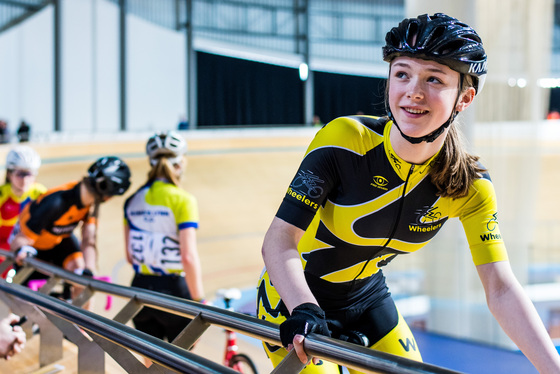 Helen Olden, British Cycling National Omnium Championships, UK, 17/02/2018 15:50:15 Thumbnail