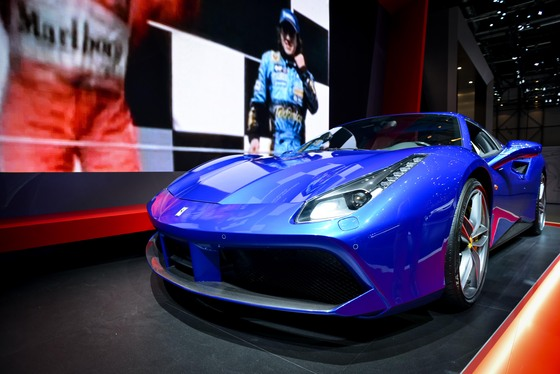 Marta Rovatti Studihrad, Geneva International Motor Show, Switzerland, 07/03/2018 17:02:11 Thumbnail