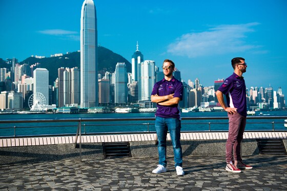Nat Twiss, Hong Kong ePrix, Hong Kong, 06/10/2016 08:18:57 Thumbnail
