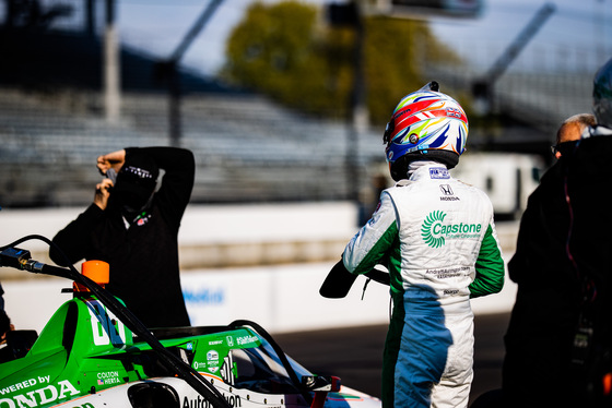 Andy Clary, INDYCAR Harvest GP Race 2, United States, 03/10/2020 10:13:22 Thumbnail