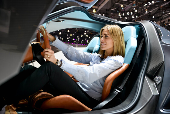 Marta Rovatti Studihrad, Geneva International Motor Show, Switzerland, 07/03/2018 14:58:06 Thumbnail