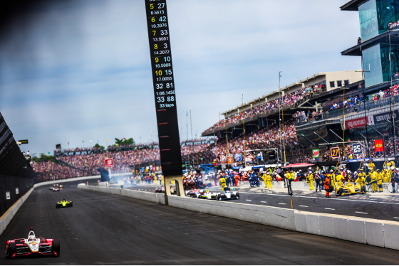 Andy Clary, Indianapolis 500, United States, 26/05/2019 13:16:47 Thumbnail