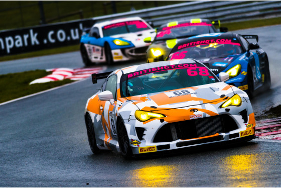 Jamie Sheldrick, British GT Rounds 1-2, UK, 02/04/2018 12:09:50 Thumbnail