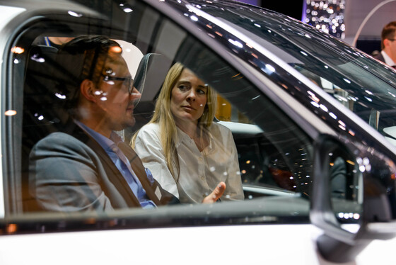 Marta Rovatti Studihrad, Geneva International Motor Show, Switzerland, 07/03/2018 15:09:42 Thumbnail