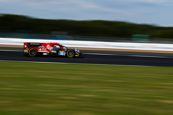 Lou Johnson, WEC Silverstone, UK, 17/08/2018 11:51:14 Thumbnail