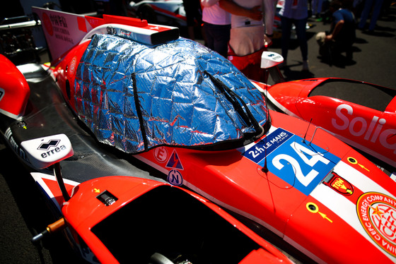 Shivraj Gohil, 24 hours of Le Mans, France, 17/06/2017 13:29:32 Thumbnail