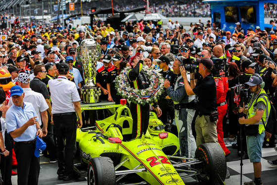 Andy Clary, Indianapolis 500, United States, 26/05/2019 16:08:28 Thumbnail