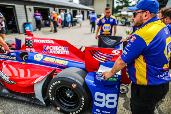 Andy Clary, Honda Indy 200, United States, 28/07/2017 11:12:00 Thumbnail