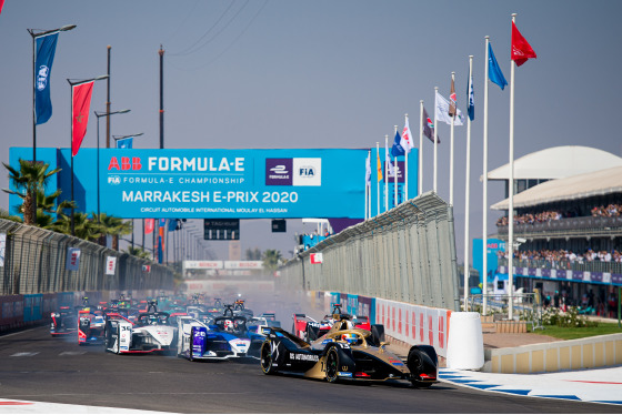 Peter Minnig, Marrakesh E-Prix, Morocco, 29/02/2020 15:03:58 Thumbnail