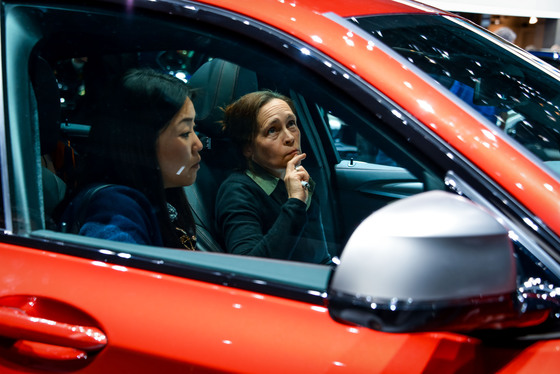 Marta Rovatti Studihrad, Geneva International Motor Show, Switzerland, 07/03/2018 11:05:22 Thumbnail