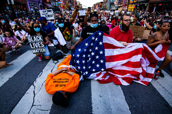 Kenneth Midgett, Black Lives Matter Peaceful Protest, United States, 14/06/2020 16:54:57 Thumbnail