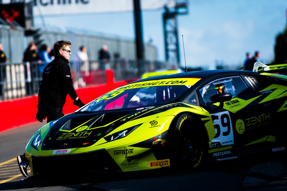 Nic Redhead, British GT Media Day, UK, 05/03/2019 14:59:59 Thumbnail