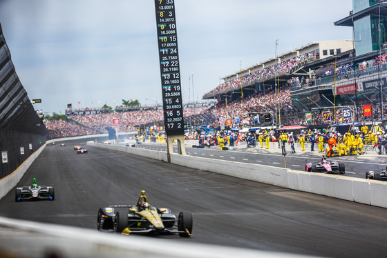 Andy Clary, Indianapolis 500, United States, 26/05/2019 13:16:53 Thumbnail