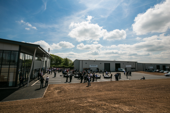 Shivraj Gohil, Formula E Launch Day, UK, 15/05/2014 13:49:36 Thumbnail