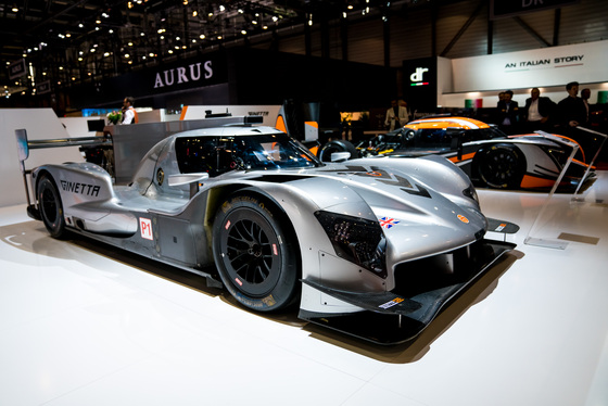 Dan Bathie, Geneva International Motor Show, Switzerland, 06/03/2019 10:57:30 Thumbnail