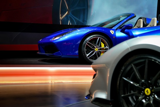 Marta Rovatti Studihrad, Geneva International Motor Show, Switzerland, 07/03/2018 16:34:19 Thumbnail